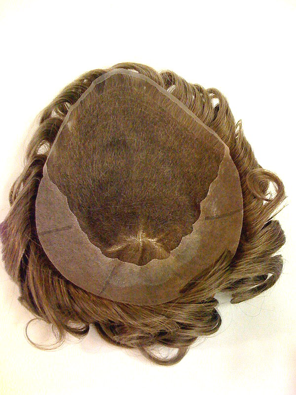 Hairpiece for men lace front R-6