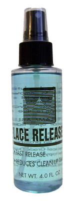 Lace Release Spray 4 oz. Bottle