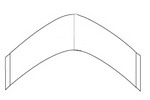 A: Contour Strips-White Hairpiece Tape (3M Clear)