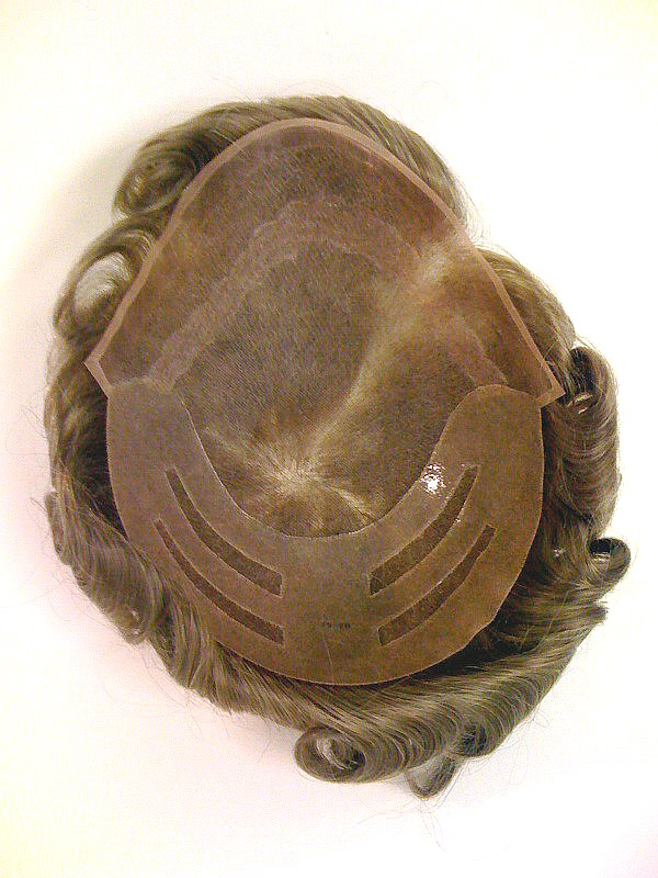 Lace Front Hairpiece cut 2 size #2