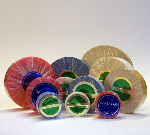 Hairpiece Tape Rolls