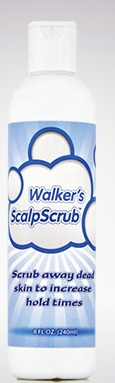 Walker's Scalp Scrub 8 oz. Flip-top